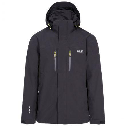 Oswalt Men's DLX Waterproof Jacket in Grey