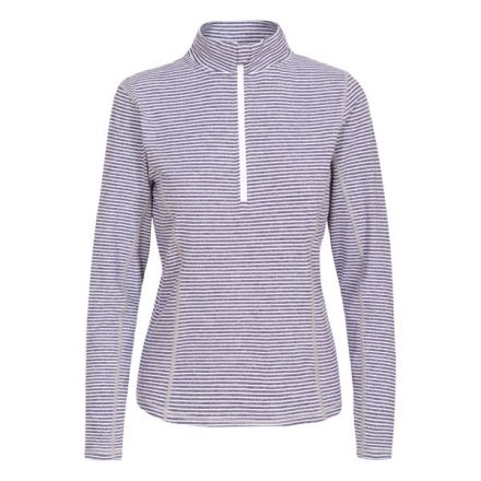 Overjoy Women's 1/2 Zip Long Sleeve Active Top