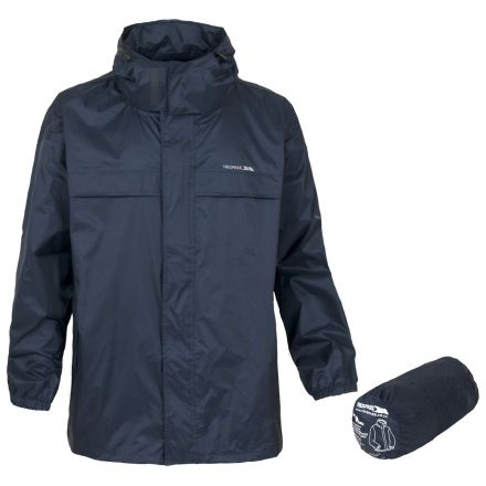Packa Unisex Waterproof Packaway Jacket