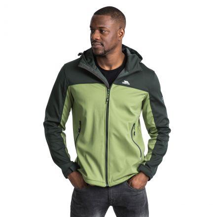 Palin Men's Hooded Softshell Jacket