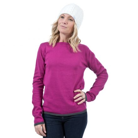 Pall Women's Long Sleeve T-Shirt in Pink