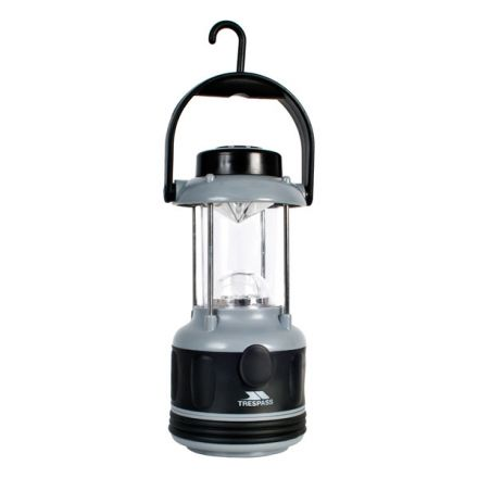 8 LED Portable Lantern in Grey