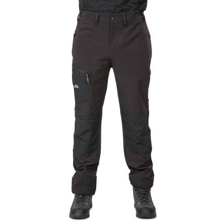 Passcode Men's Mosquito Repellent Cargo Trousers in Black