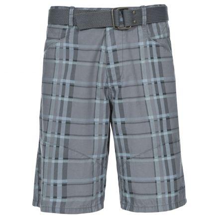 Penza Men's Shorts in Grey