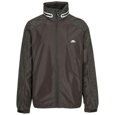 Prominent Men's Waterproof Active Jacket in Black