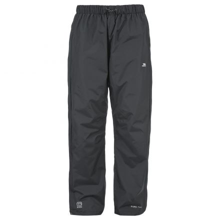 Purnell Men's Waterproof Trousers in Black