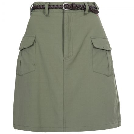 Quora Women's Belted Skirt
