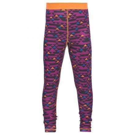 Rad Kids Base Layer Pants in Pink