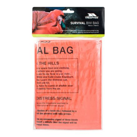 Hi Vis Survival Bag