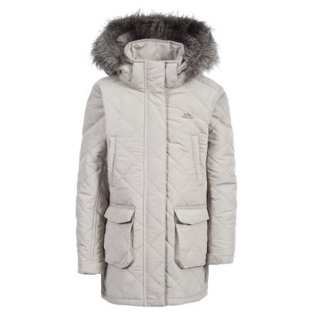 Reep Girls' Quilted Casual Jacket