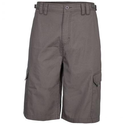 Regulate Men's Quick Dry Cargo Shorts in Brown