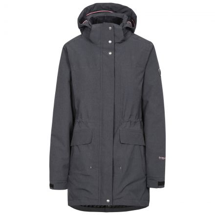 Reveal Women's Fleece Lined Waterproof Parka Jacket
