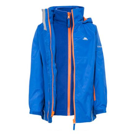 Rockcliff Kids' 3-in-1 Waterproof Jacket