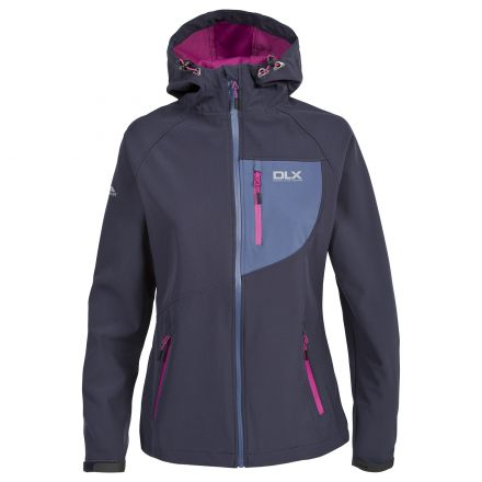 Ronda Women's DLX Breathable Softshell Jacket