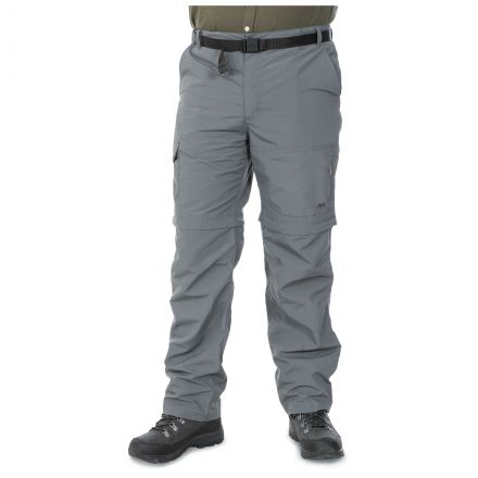 Rynne Men's Zip Off Cargo Trousers