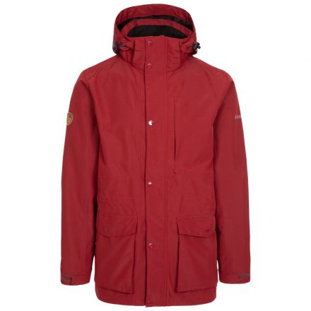 Trespass Men's Waterproof Jacket Sandy