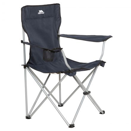 Settle Folding Camping Chair  in Navy