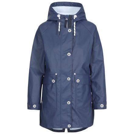 Shoreline Women's Waterproof Jacket in Navy