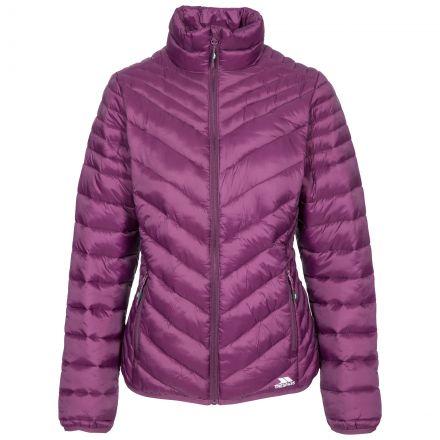 Simara Women's Padded Casual Jacket
