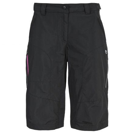 Sinem Women's Knee Length Quick Dry Cycling Shorts