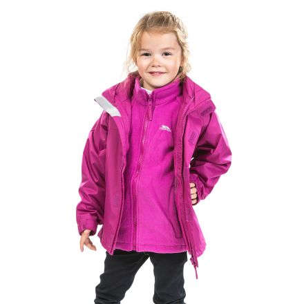 Skydive Kids' 3-in-1 Waterproof Jacket