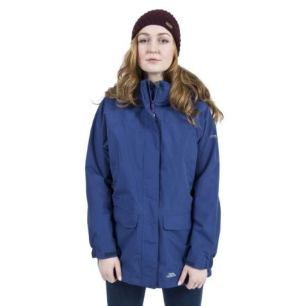 Skyrise Women's Hooded Waterproof Jacket