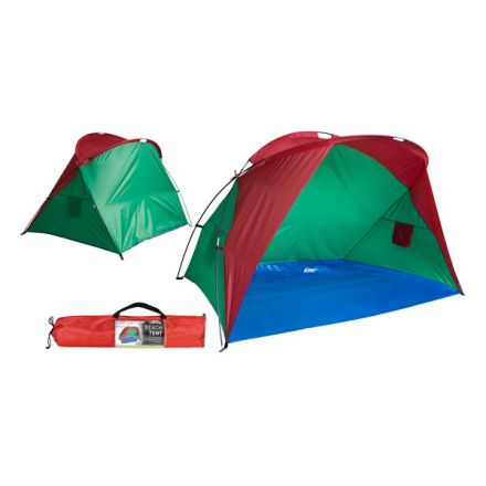 Lunan Easy Build UPF Garden & Beach Tent 2.4m x 1.25m
