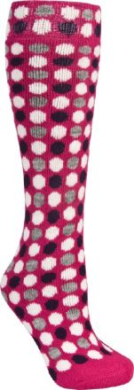 Marci Women's Printed Tube Socks