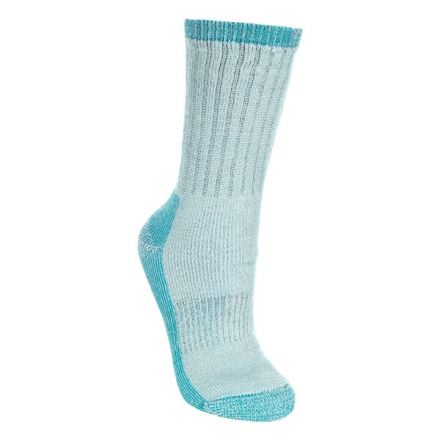 Springer Women's Premium Walking Socks in Turquoise