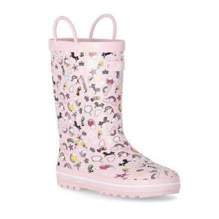 Starryton Kids Wellies in Pink