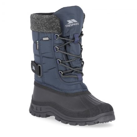 Strachan Youth Boys' Lace Up Snow Boots