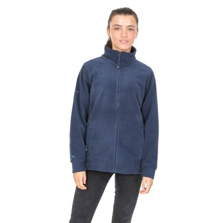 Strength Womens Full Zip Fleece Jacket