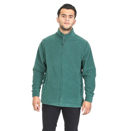 Strength Men's Fleece Jacket in Green