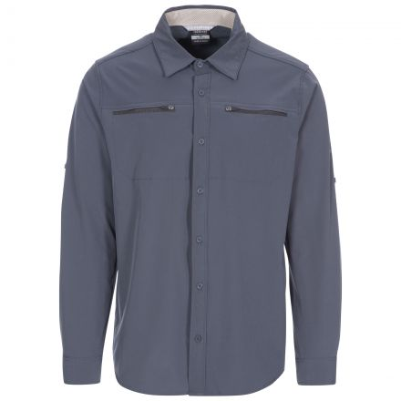 Strettington Men's Insect Repellent Shirt