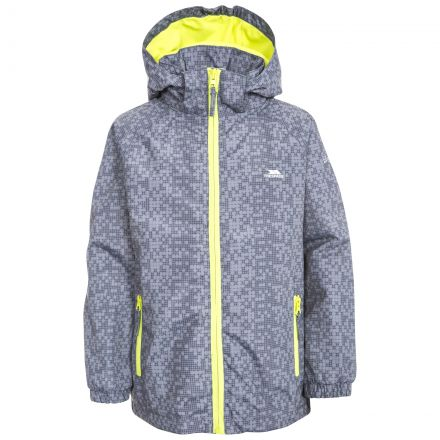 Sweeper Boys' Printed Waterproof Jacket
