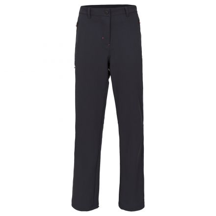 Swerve Women's DLX Quick Dry Walking Trousers in Black