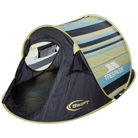 Swift2 Patterned Waterproof 2 Man Pop Up Tent