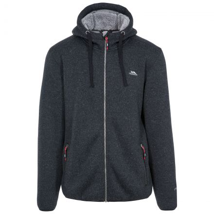 Tableypipe Men's Fleece Hoodie in Black