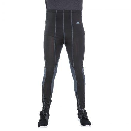Tactic Men's Thermal Trousers in Black