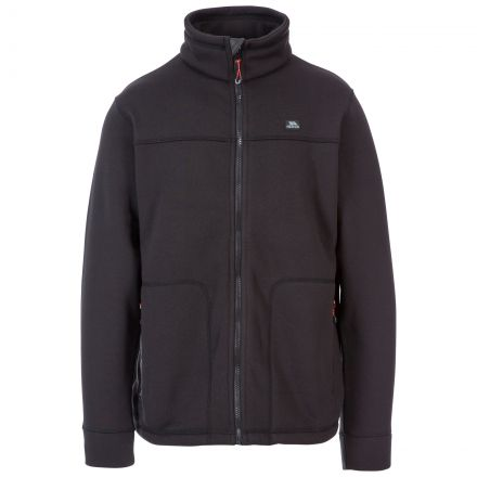 Tailbridge Men's Heavyweight Fleece in Black