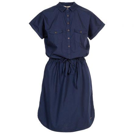 Talula Women's Short Sleeve Dress in Navy