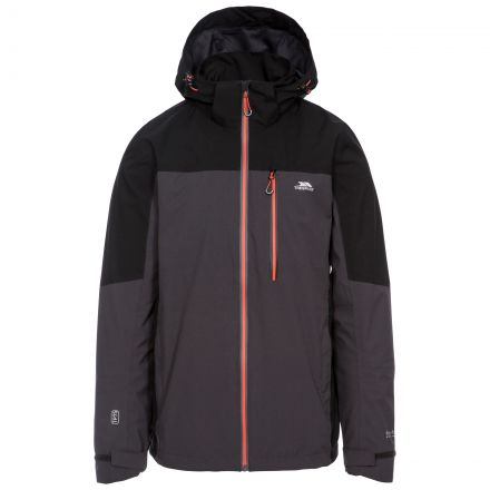 Tappin Men's Waterproof Jacket in Grey