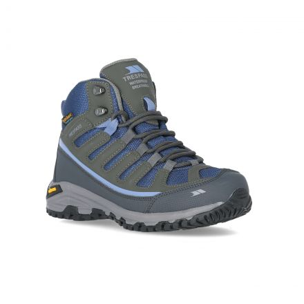 Tensing Women's Vibram Walking Boots in Blue