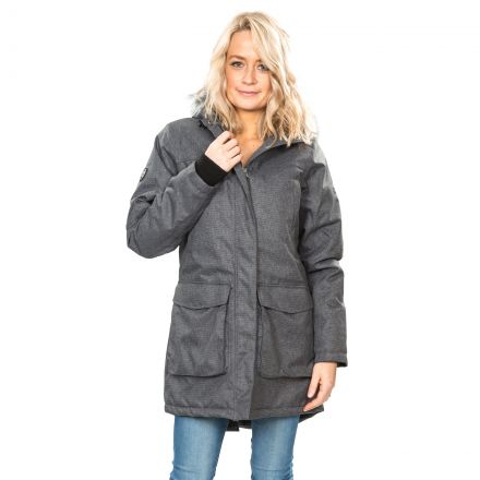 Thundery Women's Waterproof Parka Jacket