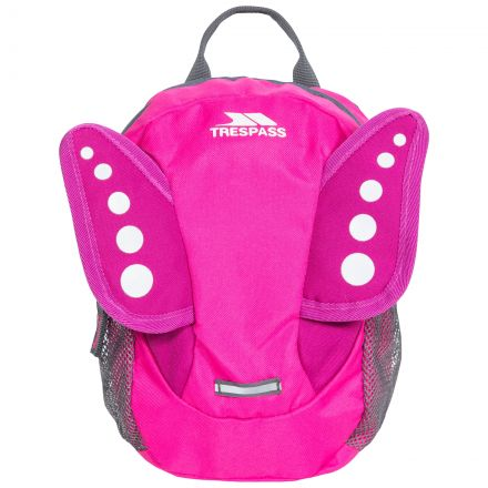 Tiddler Kids' Pink 3L Novelty Backpack