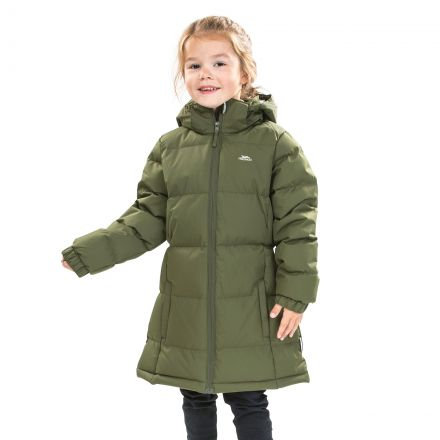 Tiffy Girls' Padded Casual Jacket