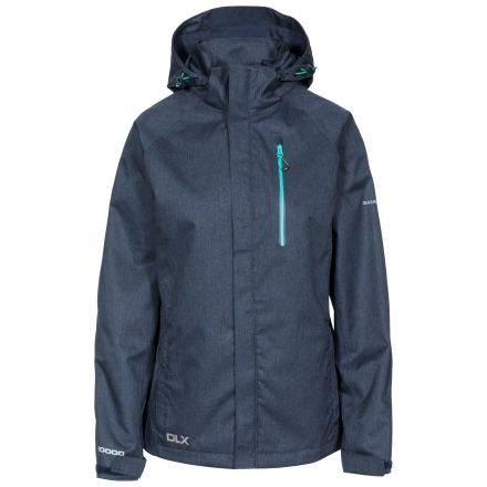 Tiya Women's DLX High Performance Waterproof Jacket