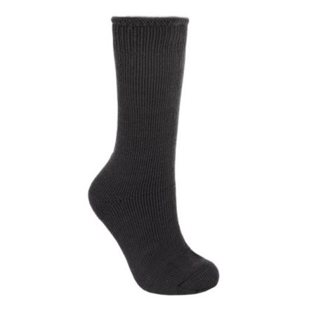 Togged Adults' Tube Socks in Black