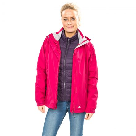 Trailwind Women's 3 in 1 Down Jacket