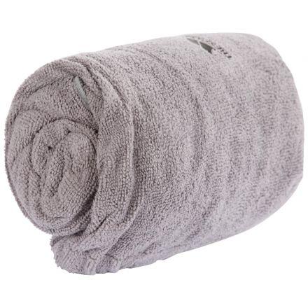 Quick Dry Microfiber Towel in Grey